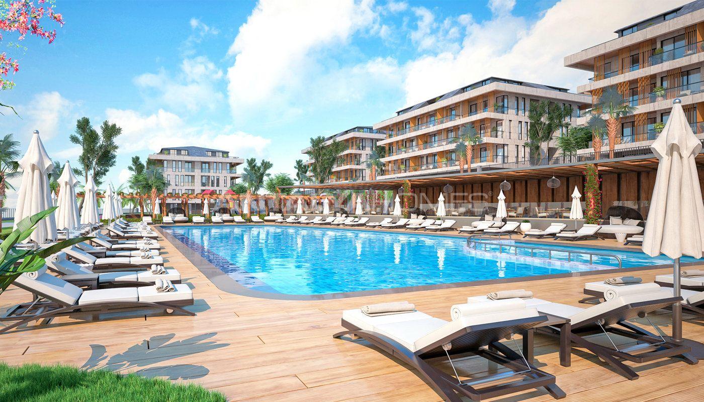 Appartement 224 Vendre 224 Istanbul Avec Vue Mer