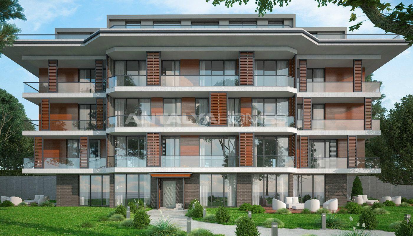 appartement vendre istanbul avec vue mer. Black Bedroom Furniture Sets. Home Design Ideas