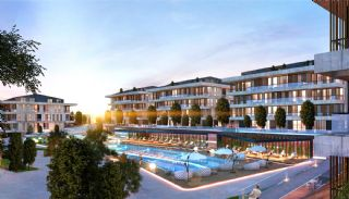Квартиры с Видом на Море в Стамбуле, Стамбул / Бююкчекмедже - video