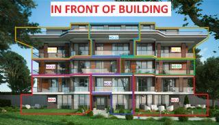 Appartement à Vendre à Istanbul Avec Vue Mer, Projet Immobiliers-1