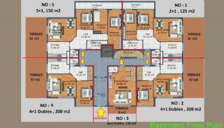 Appartement à Vendre à Istanbul Avec Vue Mer, Projet Immobiliers-3