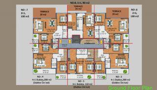 Appartement à Vendre à Istanbul Avec Vue Mer, Projet Immobiliers-4