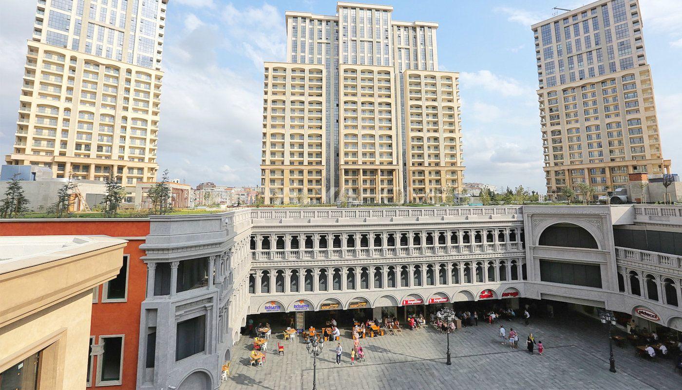 Wohnungen in istanbul mit besonderer architectur venezias for Istanbul venezia