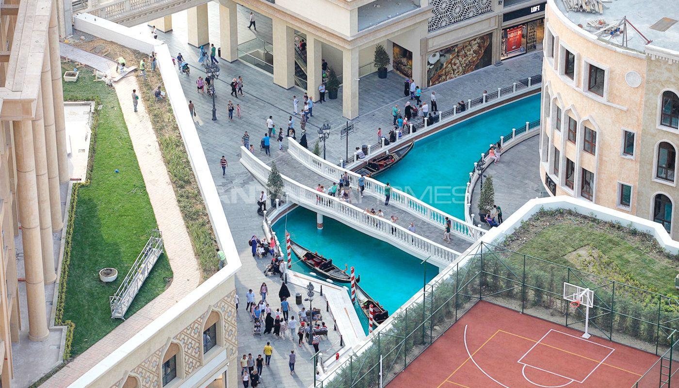 Wohnungen in istanbul mit besonderer architectur venezias for Design von wohnungen