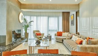 Ultra Luxury Apartments in Istanbul for Sale, Interior Photos-3