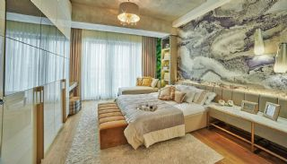 Ultra Luxury Apartments in Istanbul for Sale, Interior Photos-6