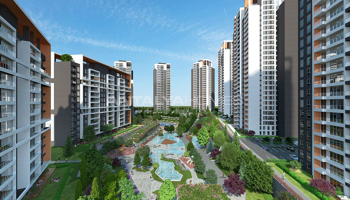 Immobilien zum verkauf mit blick auf den see in istanbul for Immobilien zum verkauf