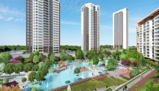 Köpa Fastigheter i Istanbul, Istanbul / Bahcesehir - video