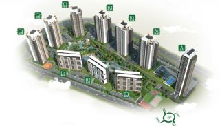 Buy Real Estate in Istanbul for Sale, Vloer Plannen-1
