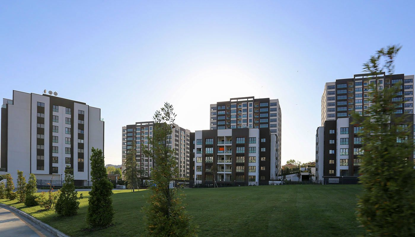 Luxury Apartments in Istanbul for Sale with the Central ...