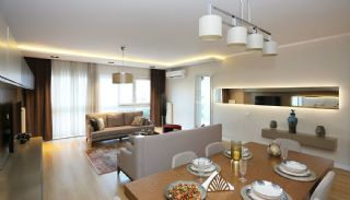 Luxury Apartments in Istanbul for Sale, Interior Photos-2