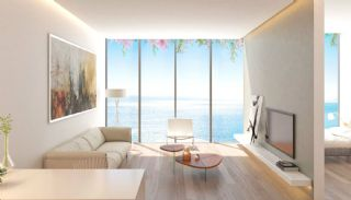 Seafront Istanbul Apartments for Sale in Zeytinburnu, Interior Photos-5