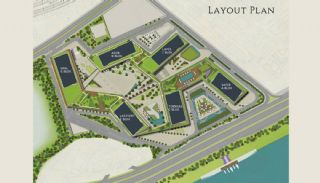 Seafront Istanbul Apartments for Sale in Zeytinburnu, Property Plans-1
