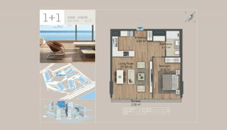 Seafront Istanbul Apartments for Sale in Zeytinburnu, Property Plans-3