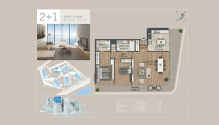 Seafront Istanbul Apartments for Sale in Zeytinburnu, Property Plans-8