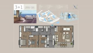 Seafront Istanbul Apartments for Sale in Zeytinburnu, Property Plans-9