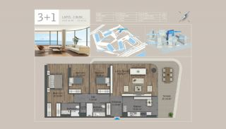 Seafront Istanbul Apartments for Sale in Zeytinburnu, Property Plans-10