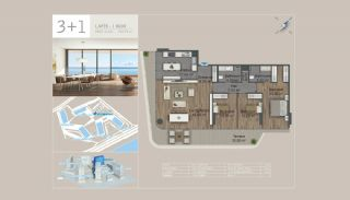 Seafront Istanbul Apartments for Sale in Zeytinburnu, Property Plans-11