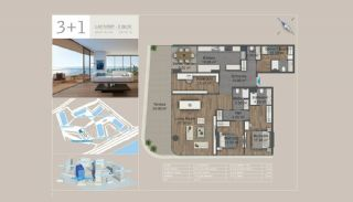 Seafront Istanbul Apartments for Sale in Zeytinburnu, Property Plans-13