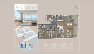 Seafront Istanbul Apartments for Sale in Zeytinburnu, Property Plans-14