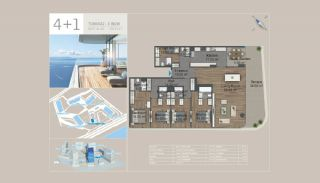 Seafront Istanbul Apartments for Sale in Zeytinburnu, Property Plans-15