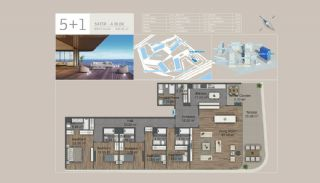 Seafront Istanbul Apartments for Sale in Zeytinburnu, Property Plans-16