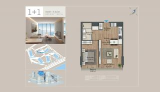 Seafront Istanbul Apartments for Sale in Zeytinburnu, Property Plans-17