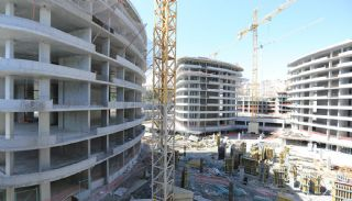 Istanbul Flats for sale in Bahcelievler, Construction Photos-3