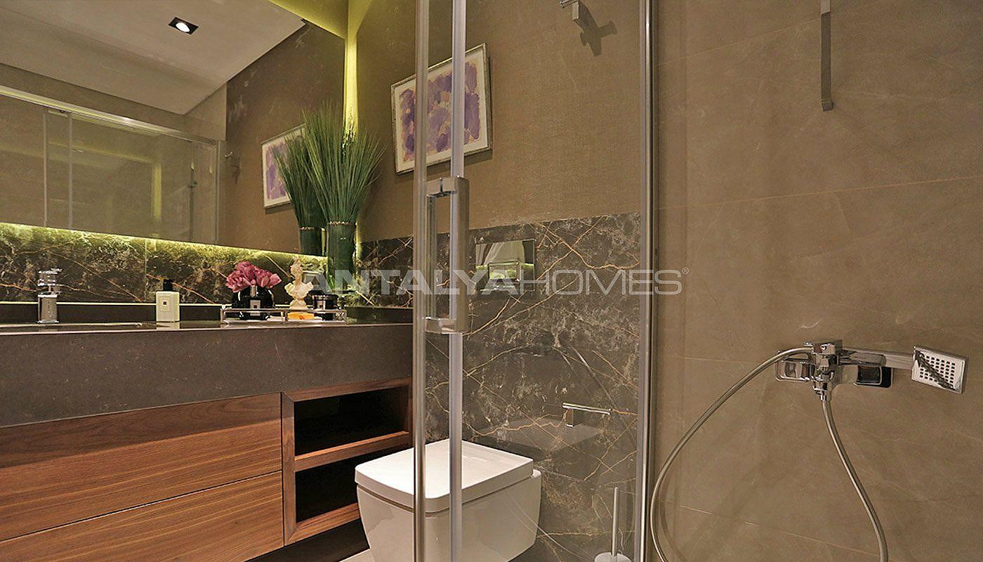 Istanbul appartements vendre dans la zone verte for 020 interieur