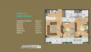 Property for Sale in Istanbul at Reasonable Prices , Property Plans-6