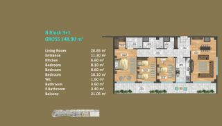 Property for Sale in Istanbul at Reasonable Prices , Property Plans-7