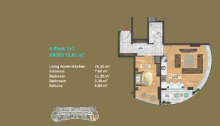 Property for Sale in Istanbul at Reasonable Prices , Property Plans-8