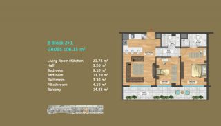 Property for Sale in Istanbul at Reasonable Prices , Property Plans-10