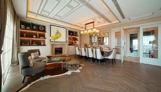Centrally Located Istanbul Villas Intertwined with Sea, Interior Photos-3
