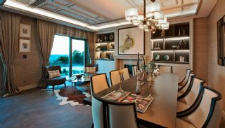 Centrally Located Istanbul Villas Intertwined with Sea, Interior Photos-6