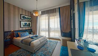 Centrally Located Istanbul Villas Intertwined with Sea, Interior Photos-12