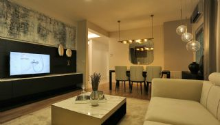 Modernly Designed Apartments in the Heart of Istanbul, Interior Photos-3