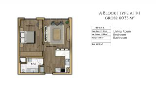 Buy an Apartment in Istanbul for a Brand New Life, Property Plans-4