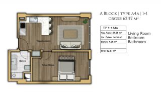 Buy an Apartment in Istanbul for a Brand New Life, Property Plans-9