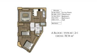 Buy an Apartment in Istanbul for a Brand New Life, Property Plans-11
