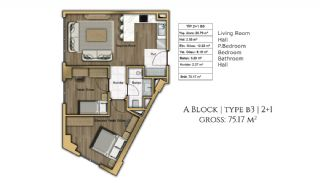 Buy an Apartment in Istanbul for a Brand New Life, Property Plans-13