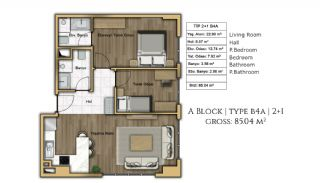 Buy an Apartment in Istanbul for a Brand New Life, Property Plans-15