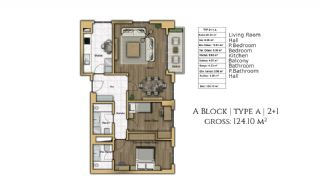 Buy an Apartment in Istanbul for a Brand New Life, Property Plans-17