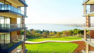 Key Ready Istanbul Apartments with Overlooking Lake, Istanbul / Kucukcekmece - video