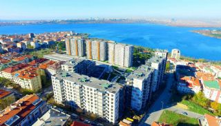 Key Ready Istanbul Apartments with Overlooking Lake, Istanbul / Kucukcekmece