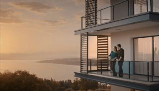 Key Ready Istanbul Apartments with Overlooking Lake, Interior Photos-5