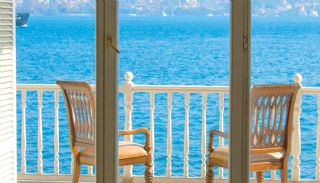 Historical Mansion for Sale on the Bosphorus, Istanbul / Sariyer