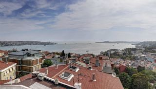 Luxury Apartment in Istanbul with Panoramic View, Istanbul / Besiktas - video