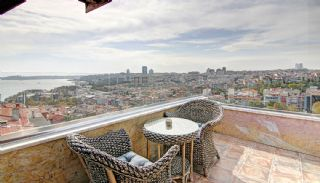 Luxury Apartment in Istanbul with Panoramic View, Istanbul / Besiktas