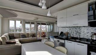 Luxus-Wohnung in Istanbul mit Panoramablick, Foto's Innenbereich-4